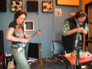 Karpaty Magiczne w WFMU, fot. Scott Williams